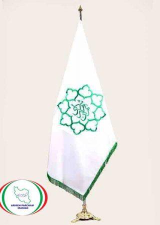 پرچم شهردای تهران