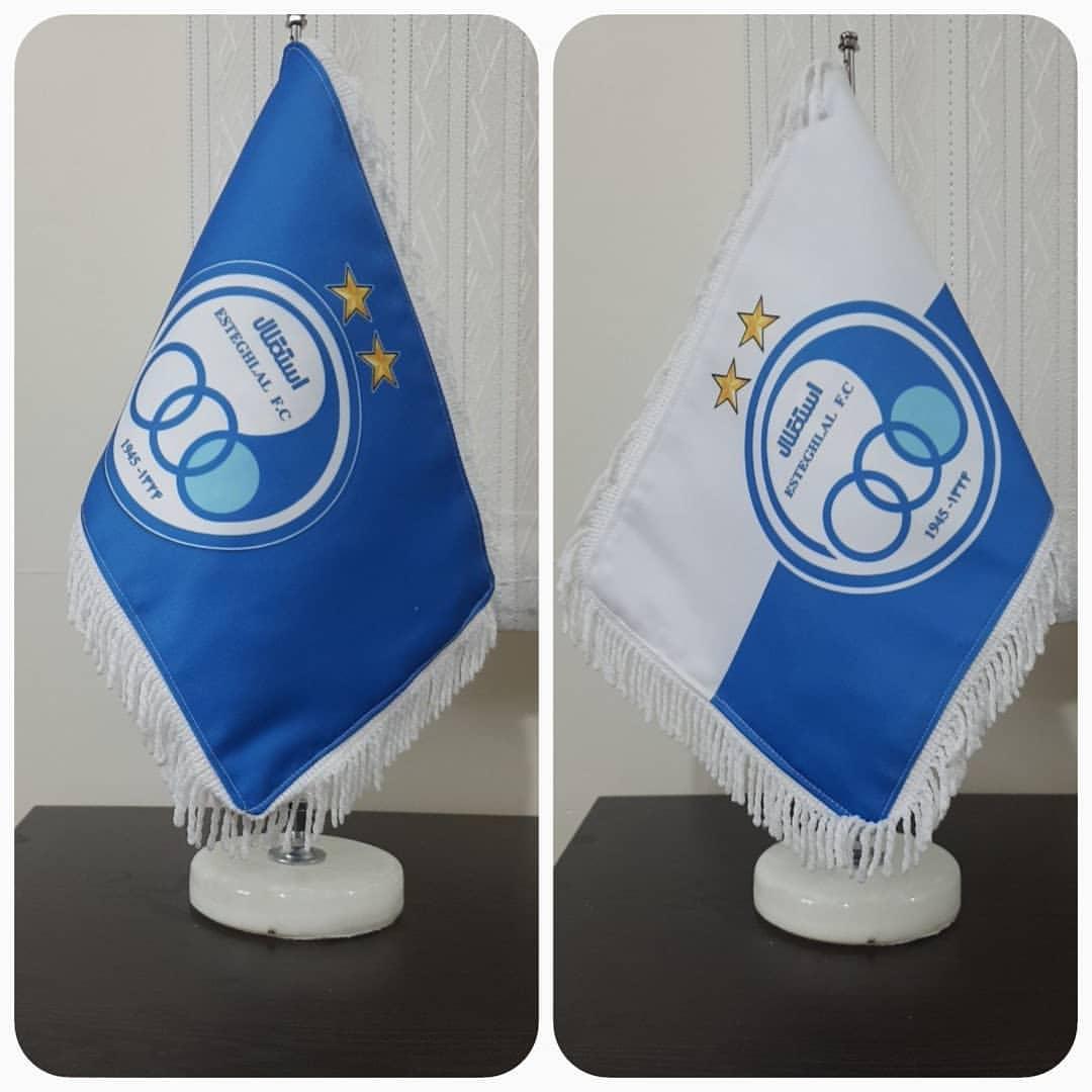 پرچم رومیزی استقلال