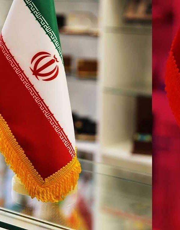 پرچم-رومیزی-ایران